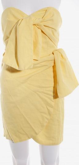 Sabo Minikleid in XS in gelb, Produktansicht