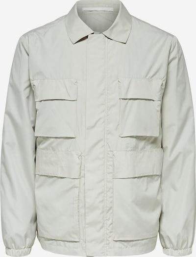 SELECTED HOMME Tussenjas in de kleur Wit, Productweergave