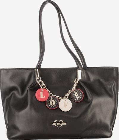 Love Moschino Shopper in schwarz, Produktansicht