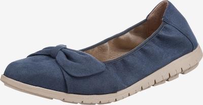 ambellis Ballerina in blau, Produktansicht