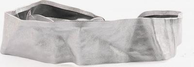 HALLHUBER Taillengürtel in XS-XL in silber, Produktansicht