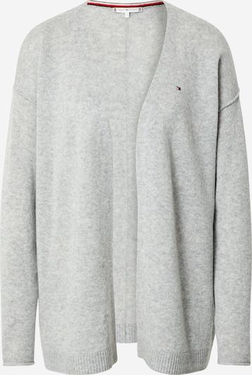 TOMMY HILFIGER Gebreid vest in de kleur Grijs gemêleerd, Productweergave