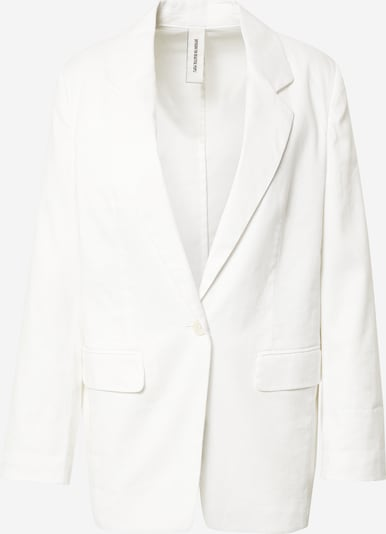 DRYKORN Blazer 'Gadsden' en blanc, Vue avec produit