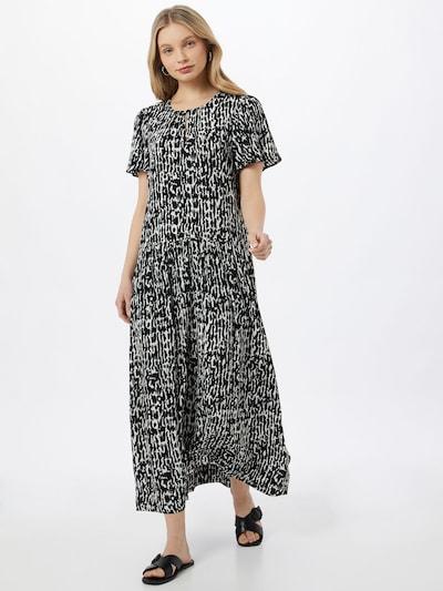 InWear Šaty 'Helaine' - čierna / biela, Model/-ka