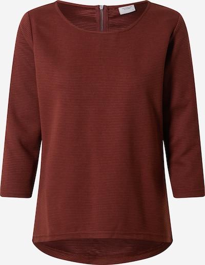 JACQUELINE de YONG T-shirt 'Saga' i bordeaux, Produktvy