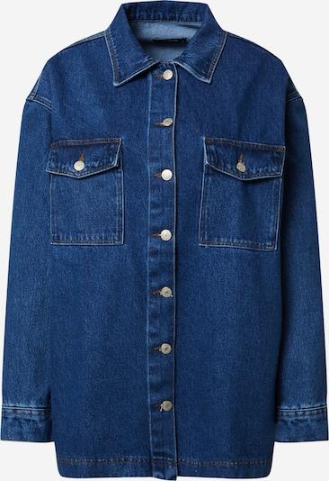 Trendyol Övergångsjacka i mörkblå, Produktvy
