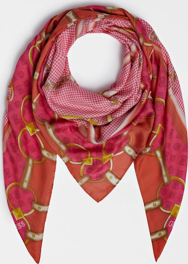 GUESS Scarf in Pink, Item view