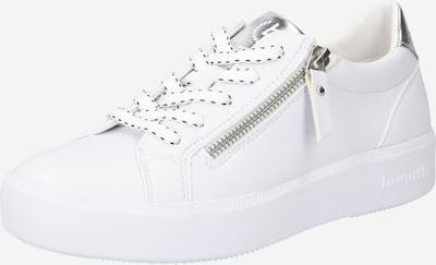 bugatti Sneaker 'Kelli' in silber / weiß, Produktansicht
