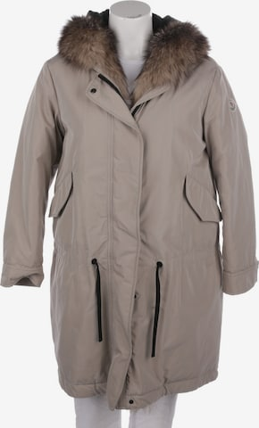 MONCLER Jacket & Coat in S in White