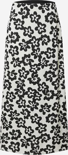 Fustă 'Laurie' Fabienne Chapot pe negru / alb natural, Vizualizare produs