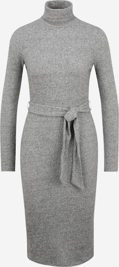 Dorothy Perkins (Petite) Robes en maille en gris, Vue avec produit
