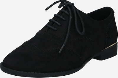 NEW LOOK Lace-up shoe in black, Item view