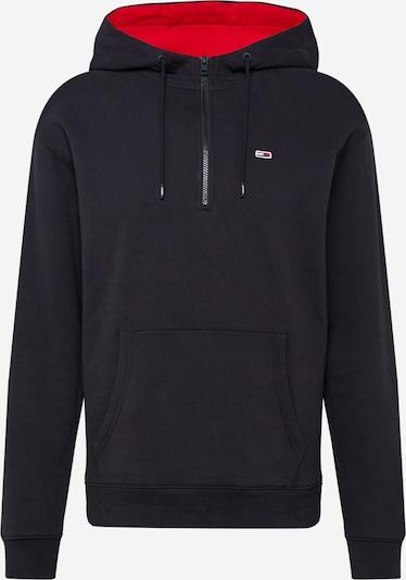 Tommy Jeans Sweatshirt in blau / grau / rot / schwarz / weiß, Produktansicht