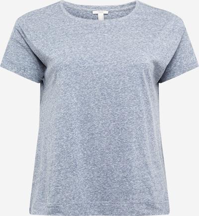Esprit Curves Shirt in de kleur Duifblauw, Productweergave