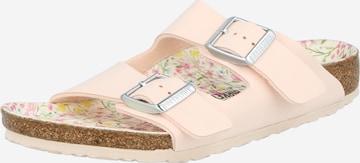 Sandale 'Arizona' de la BIRKENSTOCK pe roz