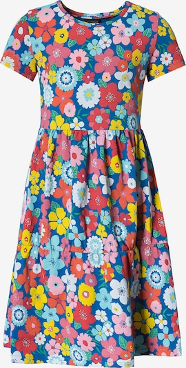 myToys-COLLECTION Kleid in royalblau / gelb / grün / rosa, Produktansicht