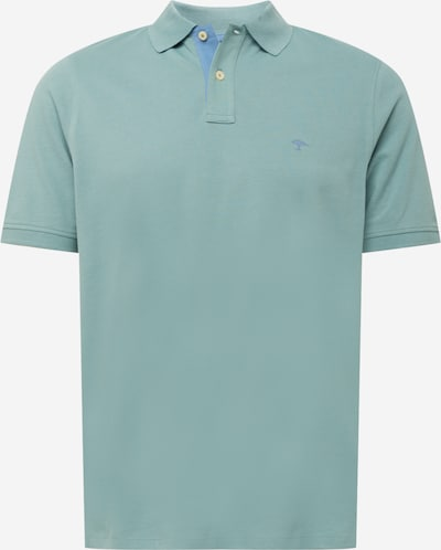 FYNCH-HATTON Shirt '1/2 Contrast' in Green, Item view