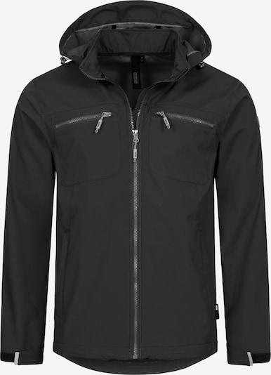 LPO Jacke 'Eddie' in schwarz, Produktansicht