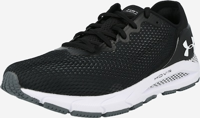 UNDER ARMOUR Running shoe 'Sonic 4' in black / white, Item view