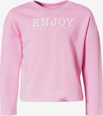 OVS Sweatshirt in Pink