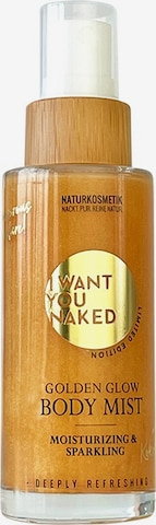 I Want You Naked Body Lotion 'Golden Glow' in