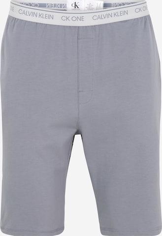 Calvin Klein Underwear Pidžaamapüksid, värv sinine