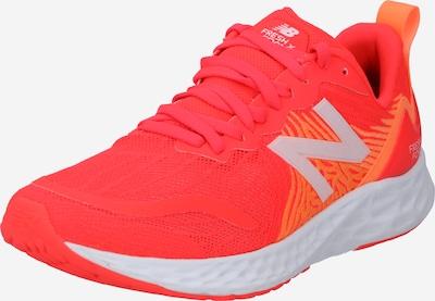 new balance Zapatillas de running ' TEMPO V1 B-Leiste ' en gris claro / naranja / rojo / blanco, Vista del producto