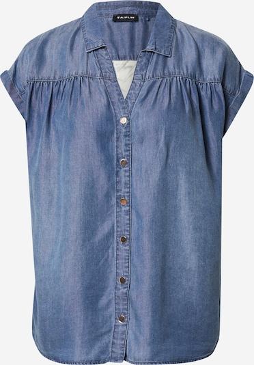 Bluză TAIFUN pe albastru / verde / mai multe culori / alb, Vizualizare produs