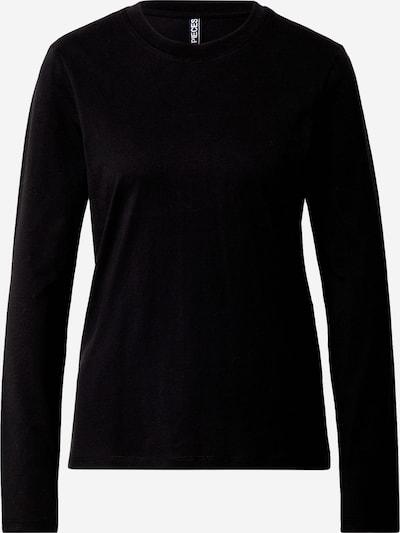 PIECES Shirt 'Ria' in schwarz, Produktansicht