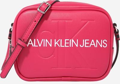 Calvin Klein Jeans Umhängetasche in pink / weiß, Produktansicht