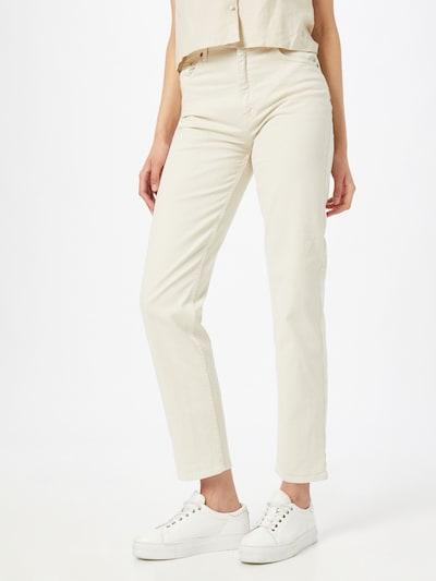 Global Funk Jeans 'Davis Z' in elfenbein, Modelansicht