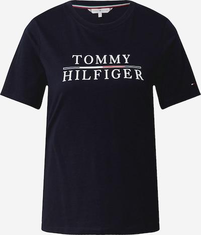 TOMMY HILFIGER Shirt in de kleur Marine / Lichtrood / Wit, Productweergave