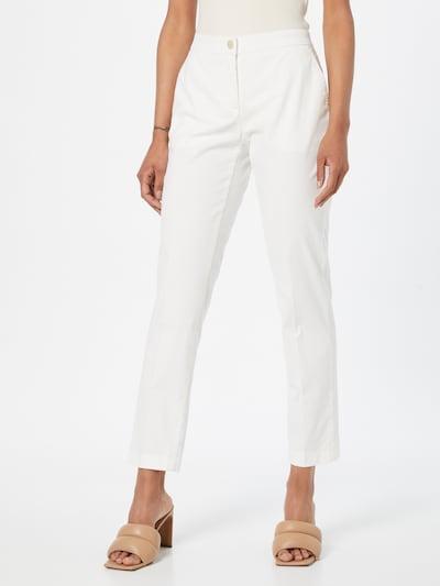 BRAX Pantalón 'MARON' en offwhite, Vista del modelo