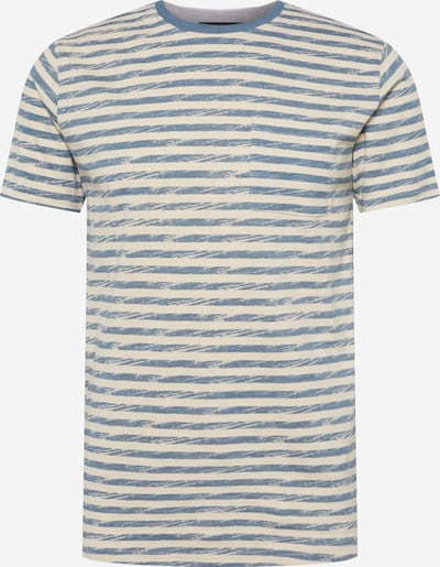 !Solid T-Shirt 'Raynold' en bleu ciel / gris clair, Vue avec produit