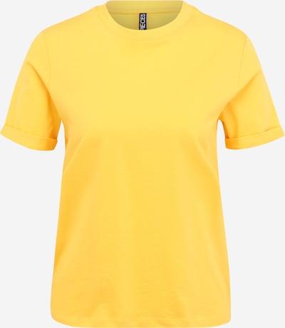 Marškinėliai 'RIA' iš Pieces (Petite) , spalva - geltona, Prekių apžvalga