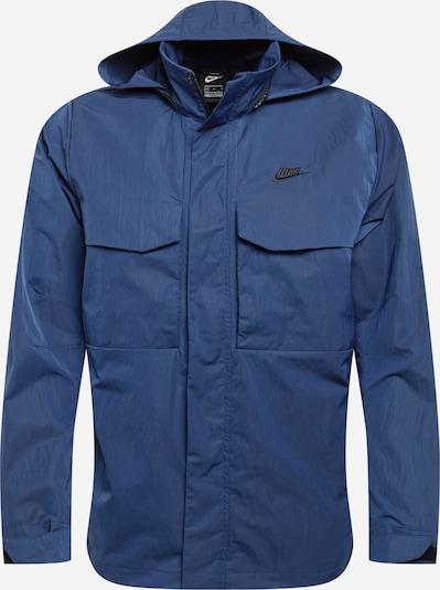 Nike Sportswear Veste mi-saison en bleu marine / noir, Vue avec produit