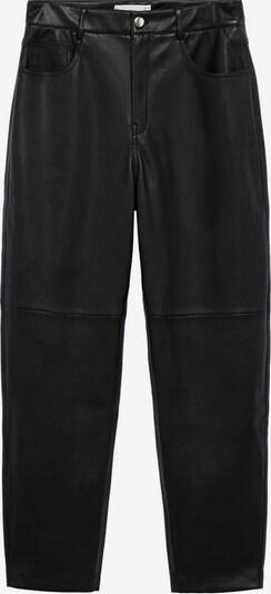 MANGO Spodnie 'Wally' w kolorze czarnym, Podgląd produktu