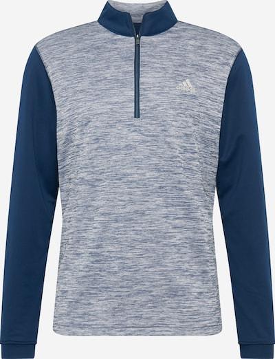 adidas Golf Sportovní mikina - námořnická modř / chladná modrá, Produkt