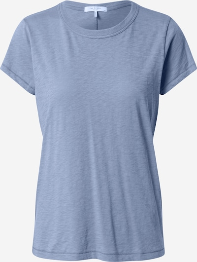 rag & bone T- Shirt 'The Slub' in hellblau, Produktansicht