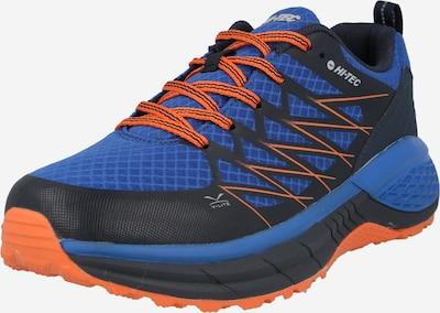 HI-TEC Chaussure basse 'TRAIL DESTROYER' en bleu / bleu marine / orange, Vue avec produit