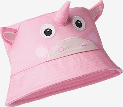Affenzahn Hut in beige / rosa / schwarz / weiß, Produktansicht