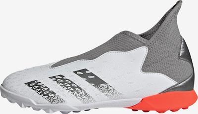 ADIDAS PERFORMANCE Sportschuh 'Predator Freak' in grau / orange / weiß, Produktansicht
