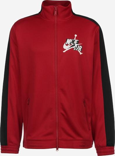Jordan Trainingsjacke ' Jumpman Classic Tricot ' in blutrot, Produktansicht