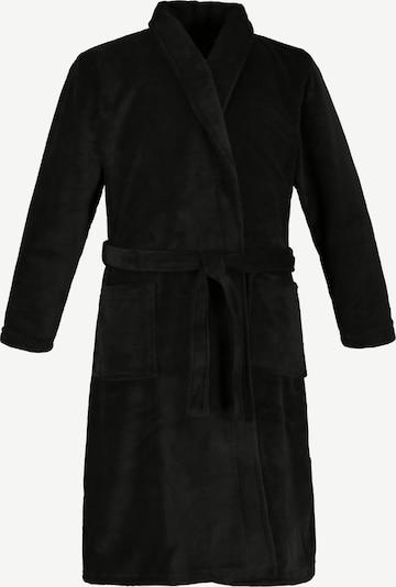 JP1880 Bademantel in schwarz, Produktansicht