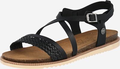 MUSTANG Sandály - černá, Produkt