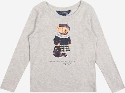 POLO RALPH LAUREN T-Krekls pelēks / jauktu krāsu, Preces skats
