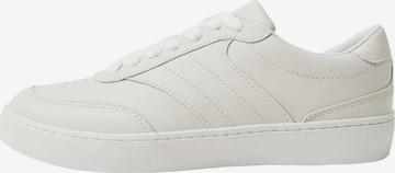 MANGO Sneakers in White