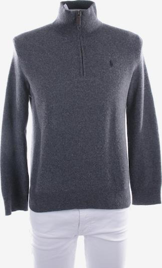 POLO RALPH LAUREN Wollpullover  in S in grau, Produktansicht