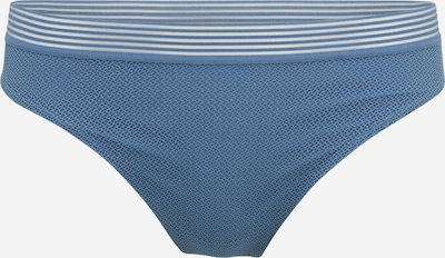 TRIUMPH Slip in de kleur Smoky blue / Wit, Productweergave
