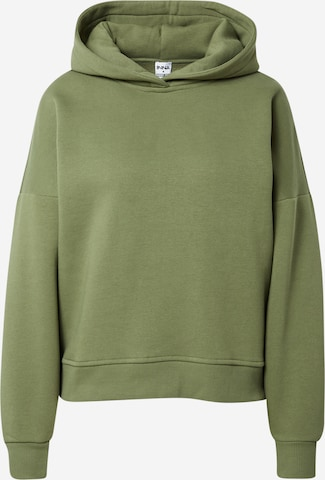 ABOUT YOU x INNA Sweatshirt 'Alessia' in Green